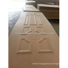 natural teak veneer door skin MDF with cheap price